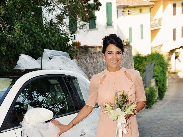 Il matrimonio di Simone e Amarylis a Serravalle Pistoiese, Pistoia 17