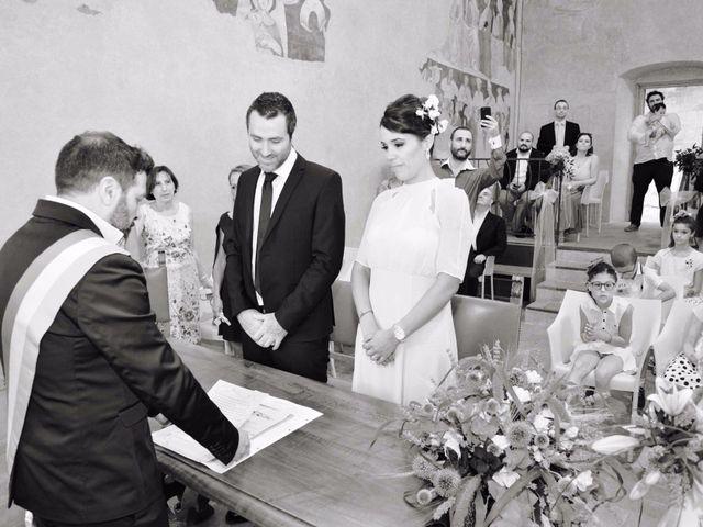 Il matrimonio di Simone e Amarylis a Serravalle Pistoiese, Pistoia 26