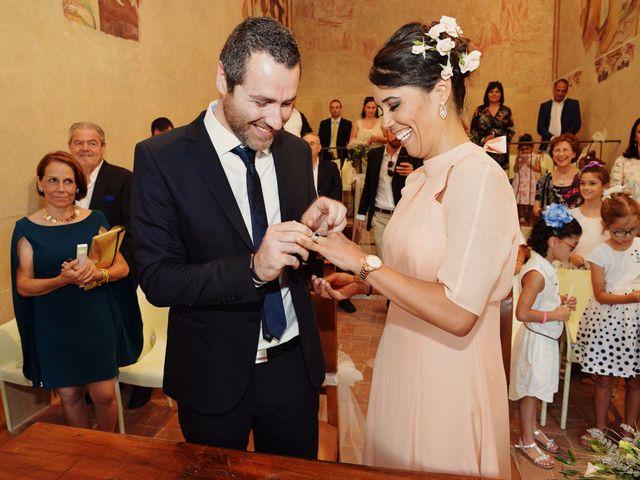 Il matrimonio di Simone e Amarylis a Serravalle Pistoiese, Pistoia 33