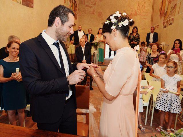 Il matrimonio di Simone e Amarylis a Serravalle Pistoiese, Pistoia 34