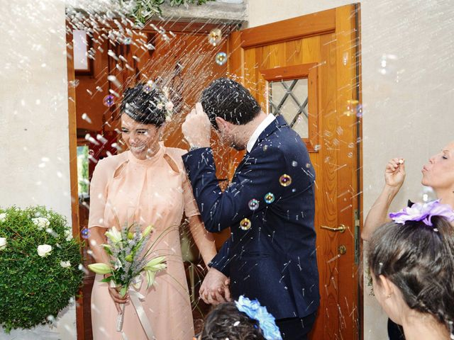 Il matrimonio di Simone e Amarylis a Serravalle Pistoiese, Pistoia 37