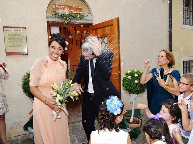 Il matrimonio di Simone e Amarylis a Serravalle Pistoiese, Pistoia 38