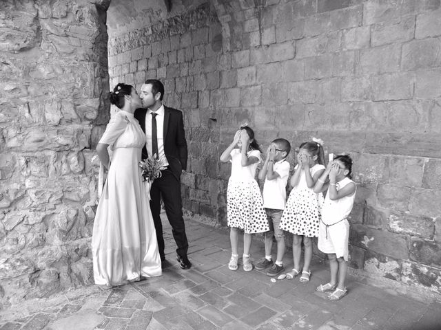 Il matrimonio di Simone e Amarylis a Serravalle Pistoiese, Pistoia 40