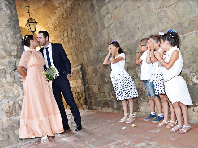 Il matrimonio di Simone e Amarylis a Serravalle Pistoiese, Pistoia 41
