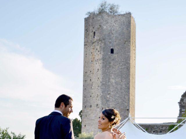 Il matrimonio di Simone e Amarylis a Serravalle Pistoiese, Pistoia 56