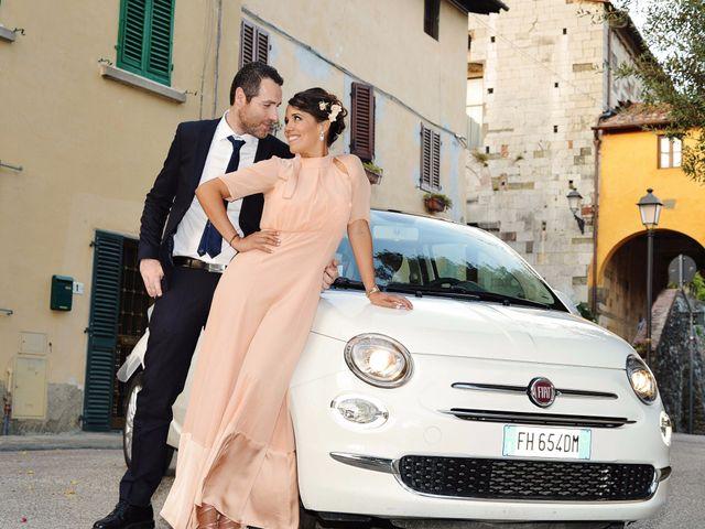 Il matrimonio di Simone e Amarylis a Serravalle Pistoiese, Pistoia 71