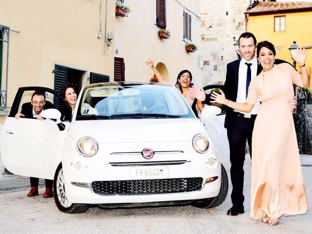 Il matrimonio di Simone e Amarylis a Serravalle Pistoiese, Pistoia 72