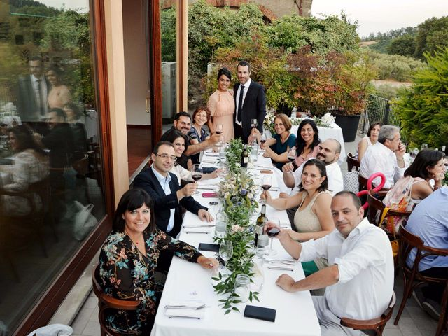 Il matrimonio di Simone e Amarylis a Serravalle Pistoiese, Pistoia 76