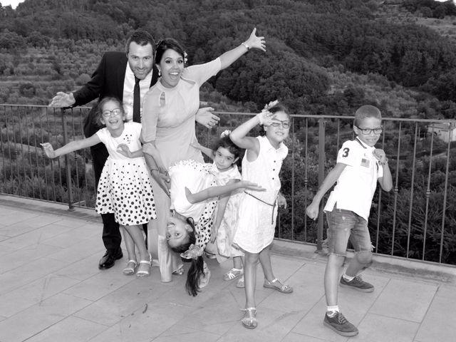 Il matrimonio di Simone e Amarylis a Serravalle Pistoiese, Pistoia 77