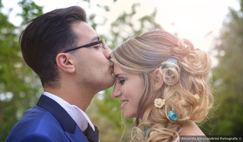 Il matrimonio di Giuseppe e Daniela a Santarcangelo di Romagna, Rimini