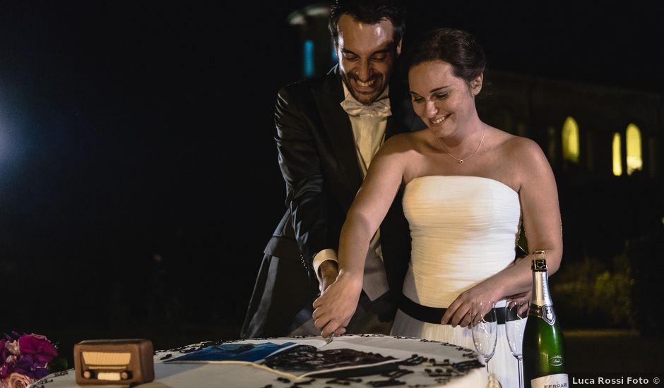 Il matrimonio di Fausto e Roberta a Desana, Vercelli