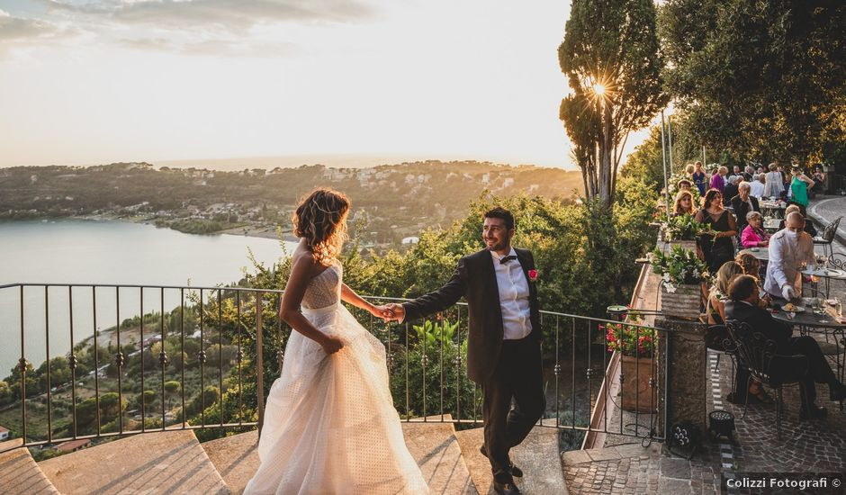 Il matrimonio di Gianluca e Daniela a Roma, Roma