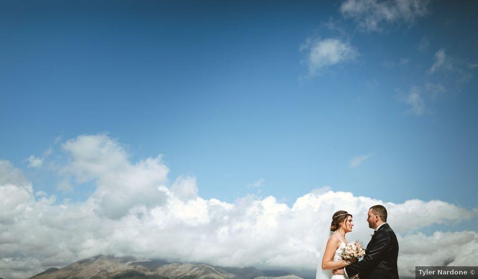 Il matrimonio di Dario e Marianna a Sperlonga, Latina