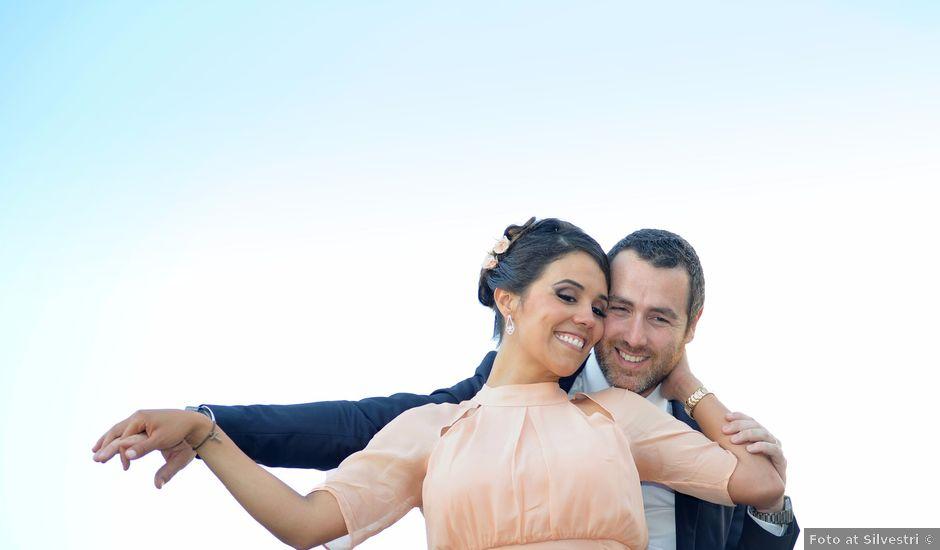 Il matrimonio di Simone e Amarylis a Serravalle Pistoiese, Pistoia