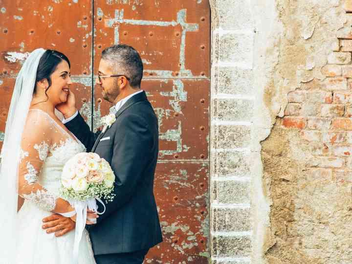 Le nozze di Martina e Giovanni
