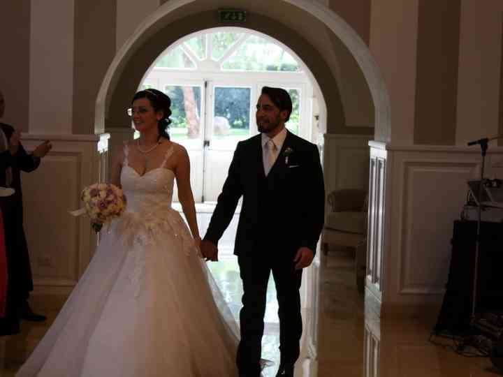 Le nozze di Marco e Leonarda