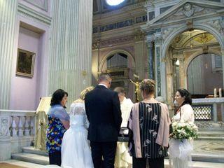 Le nozze di CESARA e DOMINGO 1