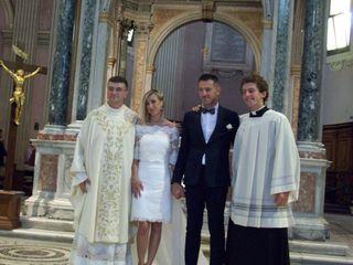 Le nozze di CESARA e DOMINGO 2
