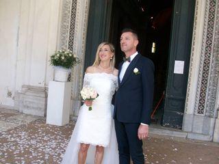 Le nozze di CESARA e DOMINGO