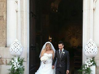 Le nozze di Manuela e Marcello 1