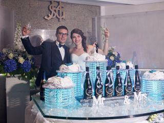 Le nozze di Nancj e Michele 1