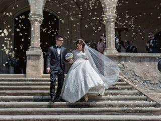 Le nozze di Nancj e Michele
