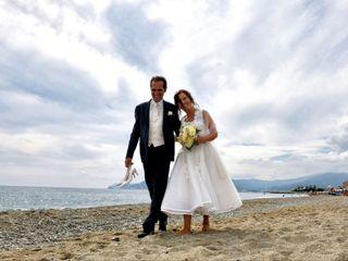 Le nozze di Maria e Giancarlo