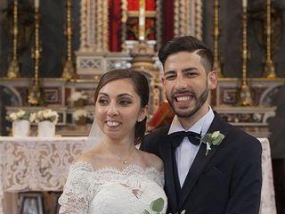Le nozze di Francesca e Zabulon 1