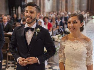 Le nozze di Francesca e Zabulon