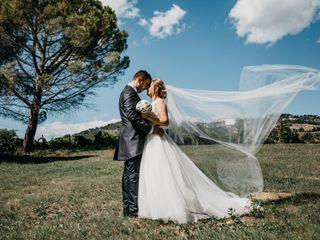 Le nozze di Federica e Giacomo 1