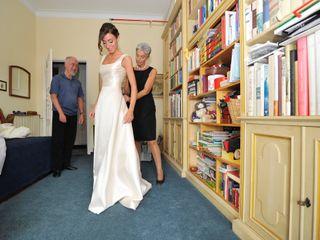 Le nozze di Maria Pia e Alberto 1