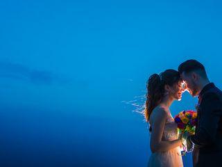 Le nozze di Eugenia e Stefano