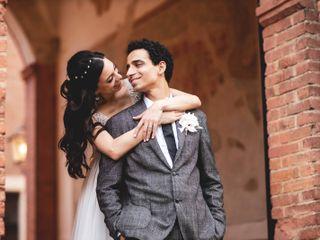 Le nozze di Melanie e John