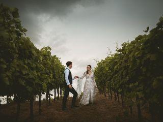 Le nozze di Cristina e Luca