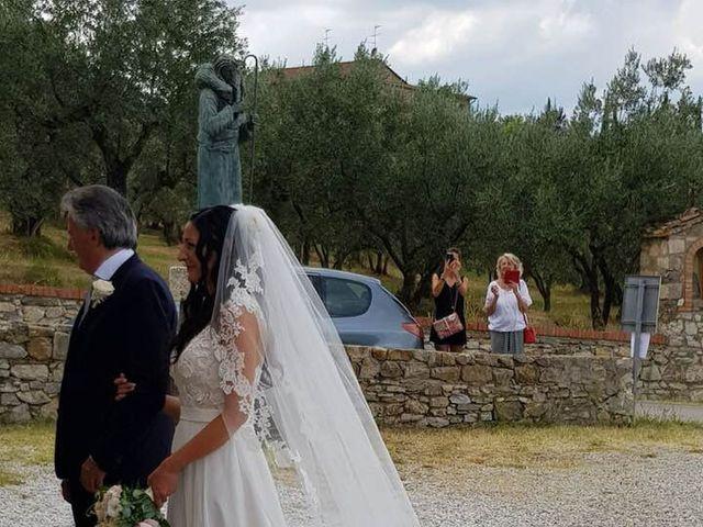 Il matrimonio di Andrea e Silvia a Borgo San Lorenzo, Firenze 1