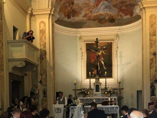 Il matrimonio di Andrea e Silvia a Borgo San Lorenzo, Firenze 2