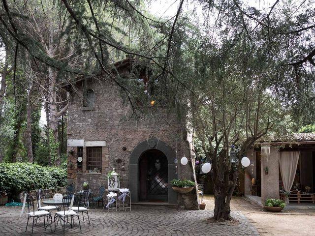 Il matrimonio di Paolo e Paola a Roma, Roma 7