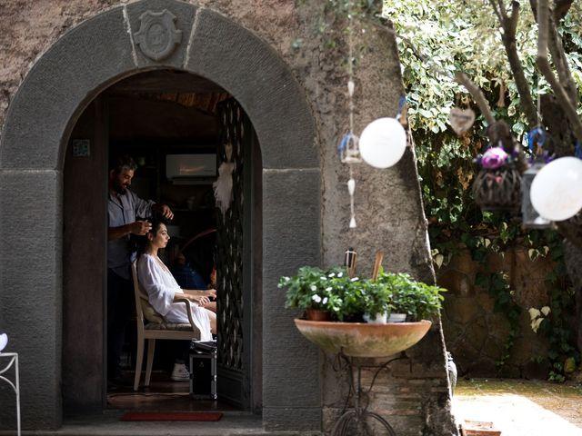 Il matrimonio di Paolo e Paola a Roma, Roma 8