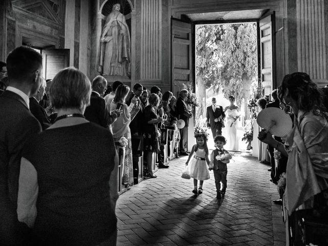 Il matrimonio di Paolo e Paola a Roma, Roma 1