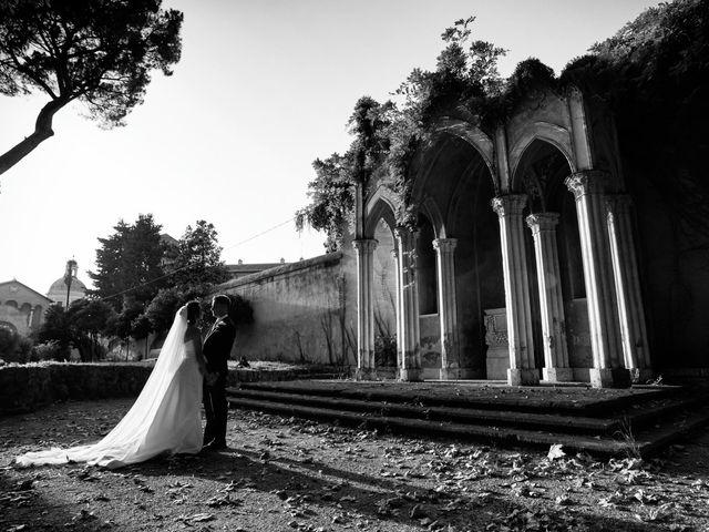 Il matrimonio di Paolo e Paola a Roma, Roma 2