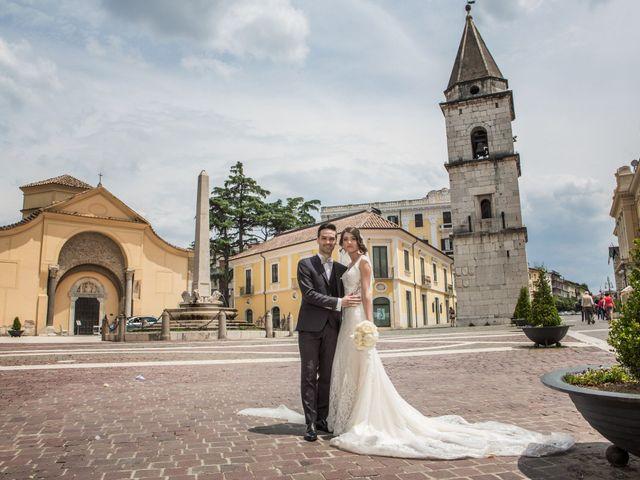 Il matrimonio di Daniele e Serena a Benevento, Benevento 32