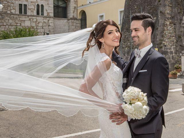 Il matrimonio di Daniele e Serena a Benevento, Benevento 33