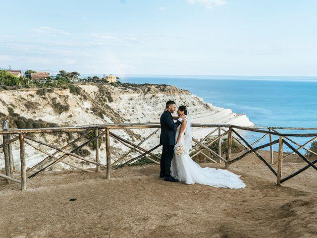 Il matrimonio di Giuseppe e Giusy a Agrigento, Agrigento 12