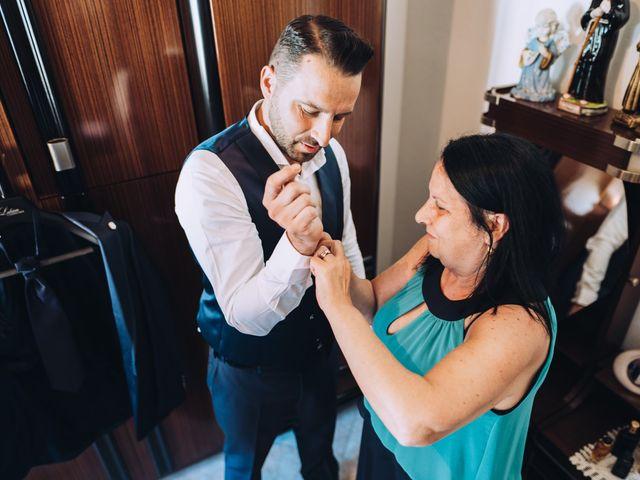 Il matrimonio di Giuseppe e Daniela a Magnago, Milano 2