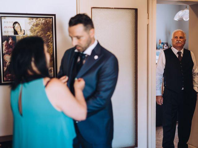 Il matrimonio di Giuseppe e Daniela a Magnago, Milano 3