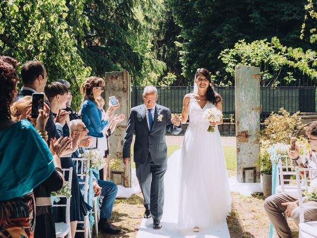 Il matrimonio di Giuseppe e Daniela a Magnago, Milano 17
