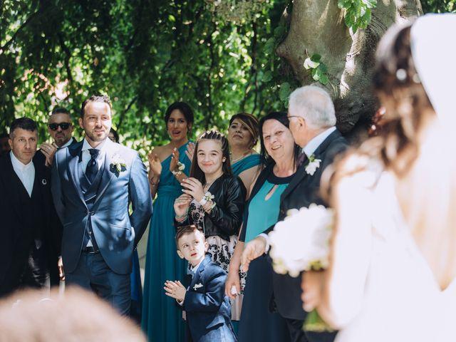 Il matrimonio di Giuseppe e Daniela a Magnago, Milano 18