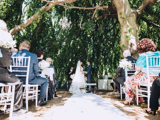 Il matrimonio di Giuseppe e Daniela a Magnago, Milano 20