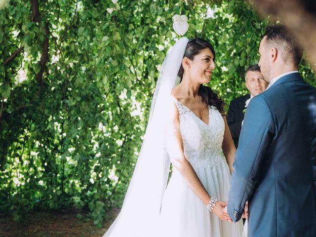 Il matrimonio di Giuseppe e Daniela a Magnago, Milano 21