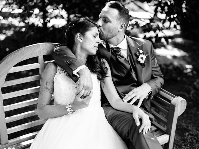 Il matrimonio di Giuseppe e Daniela a Magnago, Milano 32